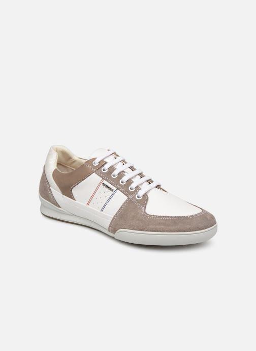 Sneakers Geox U KRISTOF B U920EB Wit detail