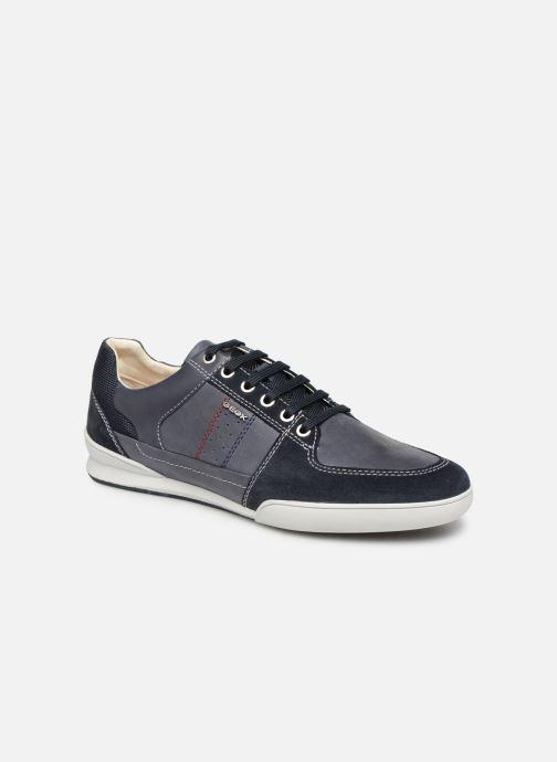 Sneaker Geox U KRISTOF B U920EB blau detaillierte ansicht/modell