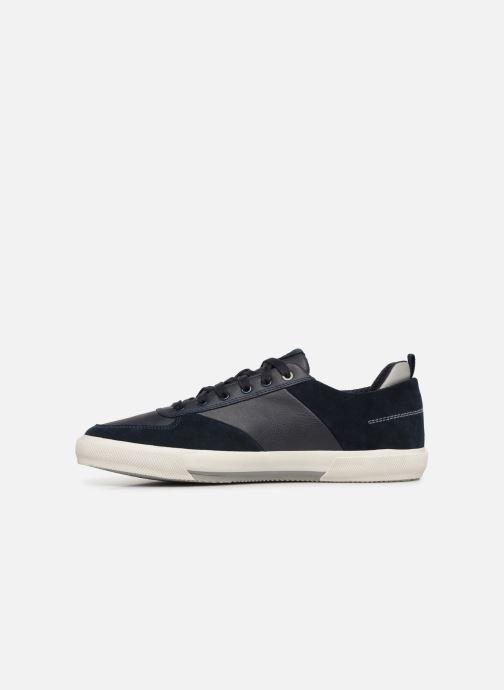 Sneaker Geox U KAVEN A U926MA blau ansicht von vorne
