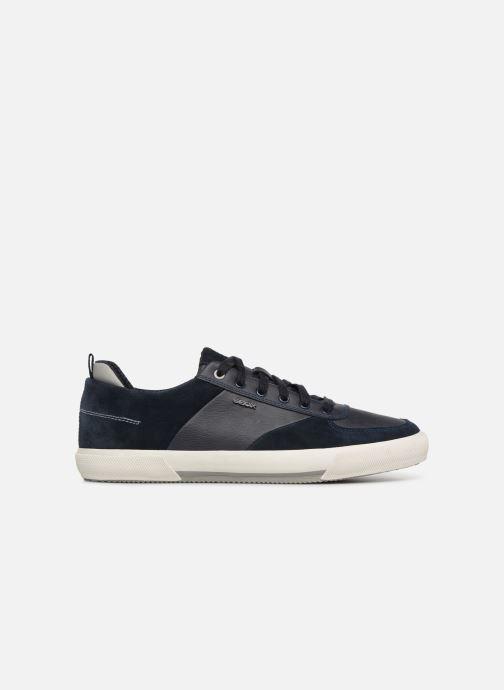 Sneaker Geox U KAVEN A U926MA blau ansicht von hinten
