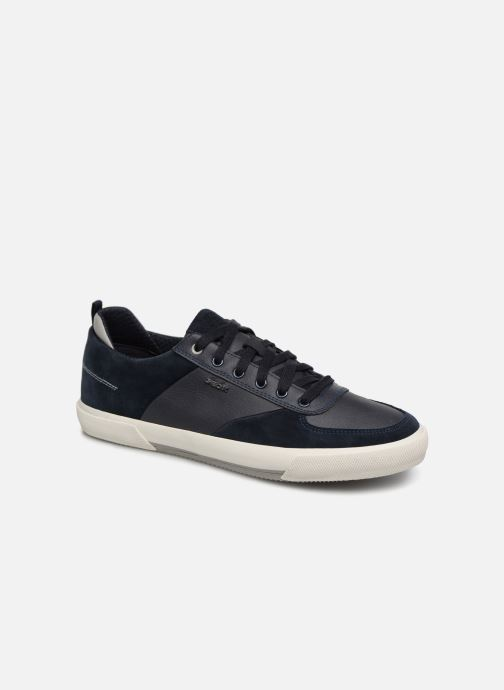 Trainers Geox U KAVEN A U926MA Blue detailed view/ Pair view