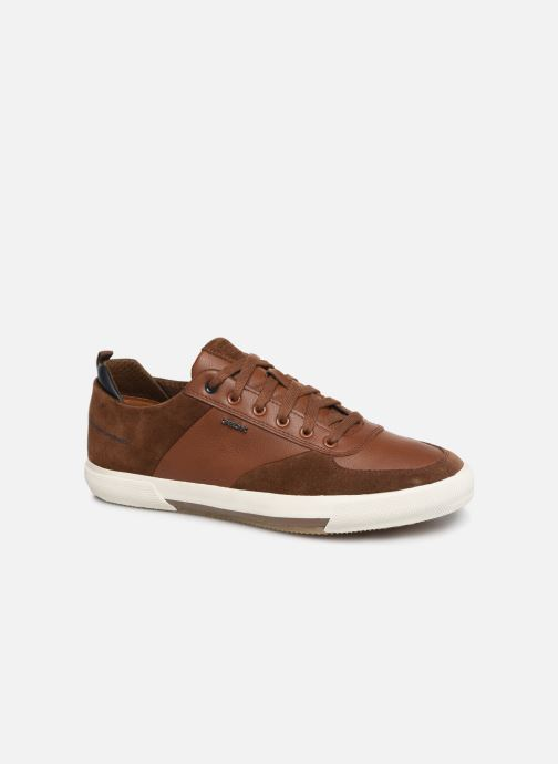 Sneaker Geox U KAVEN A U926MA braun detaillierte ansicht/modell