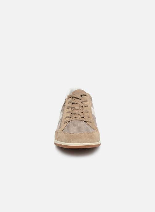 Baskets Geox U RENAN C U924GC Beige vue portées chaussures