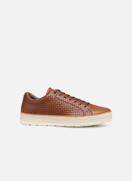 Sneakers Geox U ARIAM C U925QC Bruin achterkant