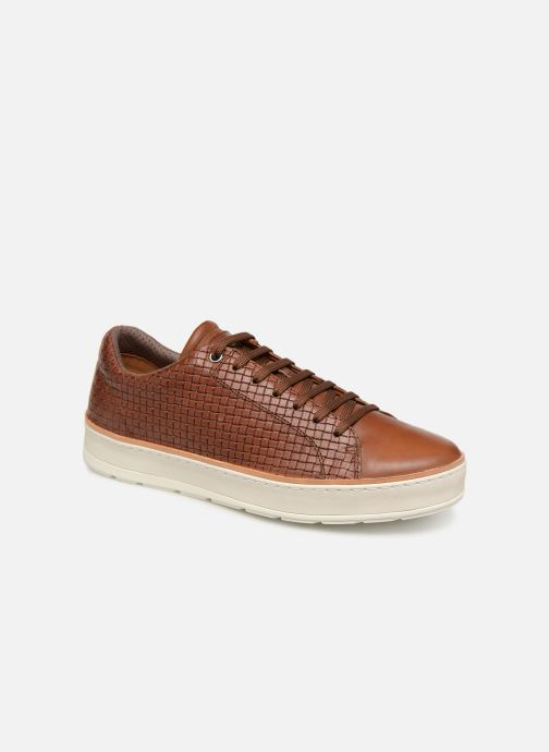 Sneakers Geox U ARIAM C U925QC Bruin detail