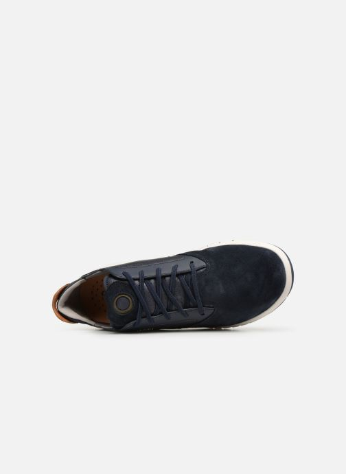 Sneaker Geox U AERANTIS A U927FA blau ansicht von links