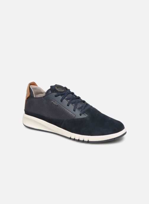 Sneaker Geox U AERANTIS A U927FA blau detaillierte ansicht/modell