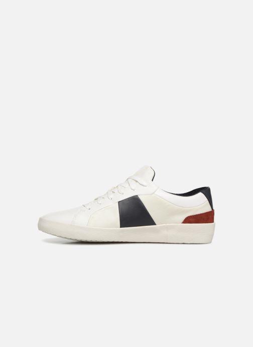 Sneakers Geox U WARLEY B U926HB Wit voorkant