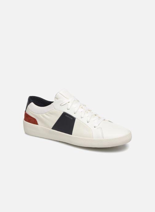 Sneakers Geox U WARLEY B U926HB Wit detail