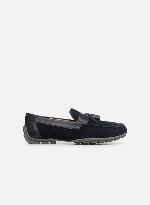 Loafers Geox U MONER A U9244A Blue back view
