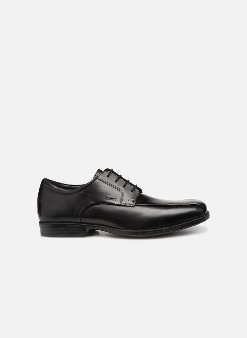 Chaussures à lacets Geox U CALGARY A U926SA Noir vue derrière