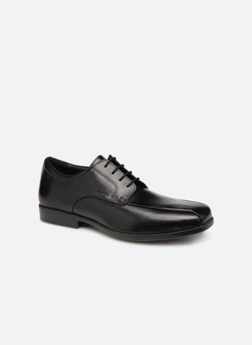 Chaussures à lacets Geox U CALGARY A U926SA Noir vue détail/paire