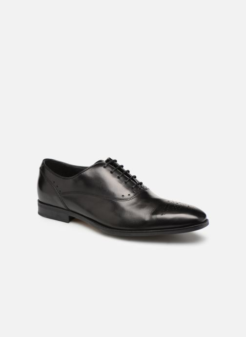 Zapatos con cordones Geox U NEW LIFE C U92P4C Negro vista de detalle / par