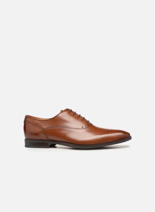 Chaussures à lacets Geox U NEW LIFE C U92P4C Marron vue derrière