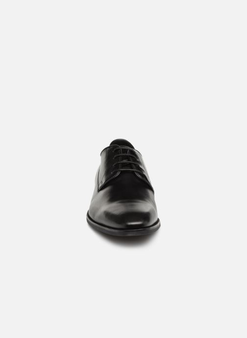 Zapatos con cordones Geox U NEW LIFE B U92P4B Negro vista del modelo