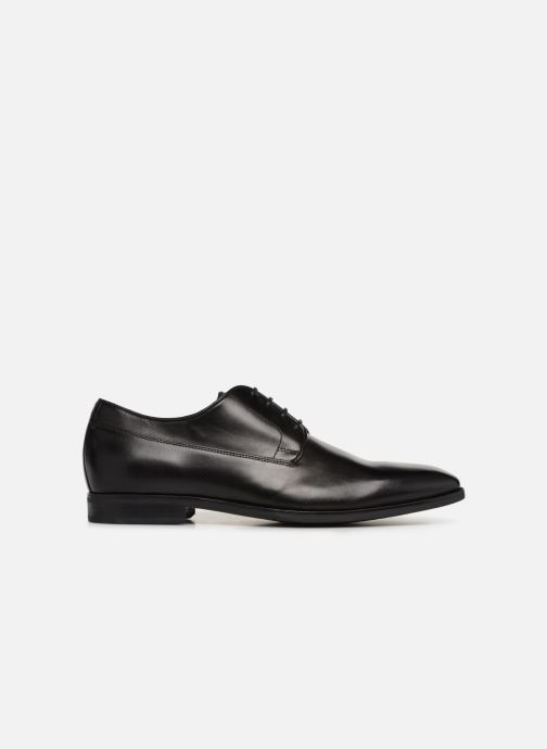 Zapatos con cordones Geox U NEW LIFE B U92P4B Negro vistra trasera