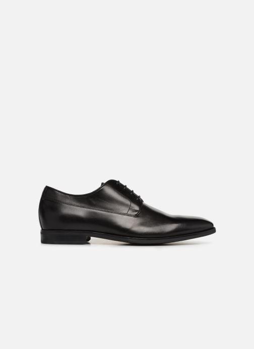 Chaussures à lacets Geox U NEW LIFE B U92P4B Noir vue derrière