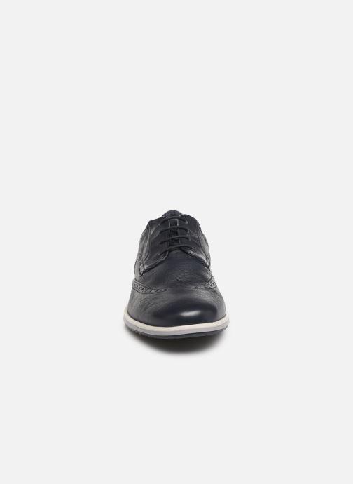 Snörade skor Geox U BLAINEY A U926QA Blå bild av skorna på