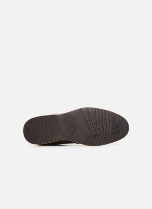 Zapatos con cordones Geox U BLAINEY A U926QA Marrón vista de arriba