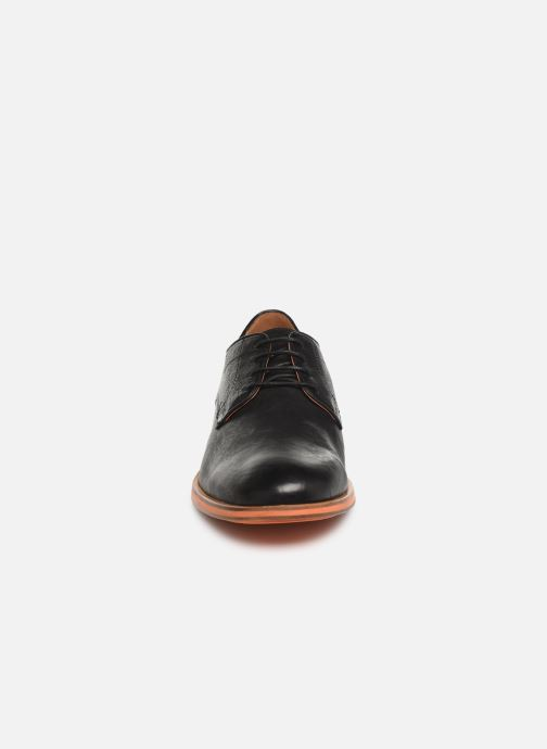 Chaussures à lacets Geox U BAYLE B U927CB Noir vue portées chaussures