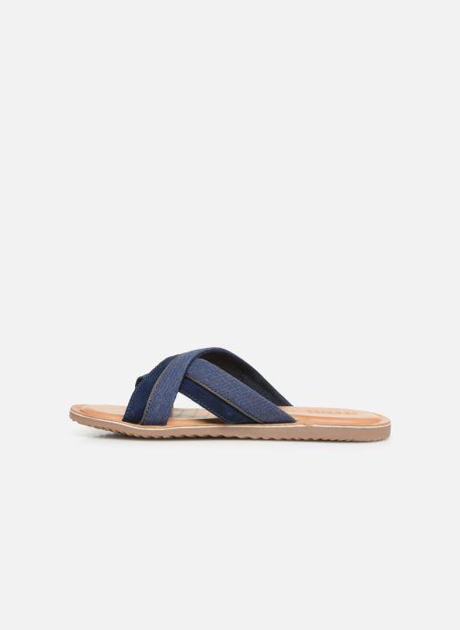 Sandales et nu-pieds Geox U ARTIE C U92V1F Bleu vue face