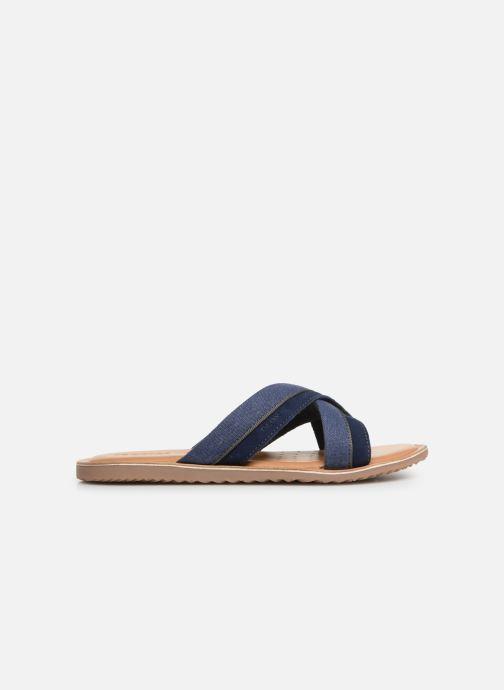 Sandales et nu-pieds Geox U ARTIE C U92V1F Bleu vue derrière