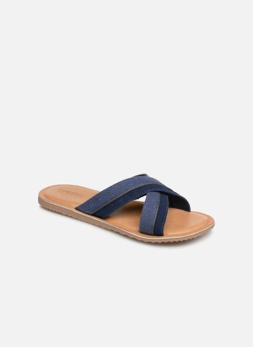 Sandales et nu-pieds Geox U ARTIE C U92V1F Bleu vue détail/paire