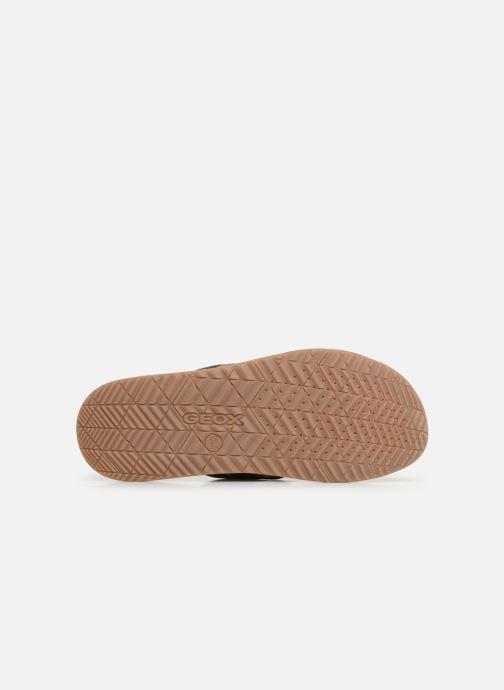 Sandales et nu-pieds Geox U ARTIE C U92V1F Marron vue haut