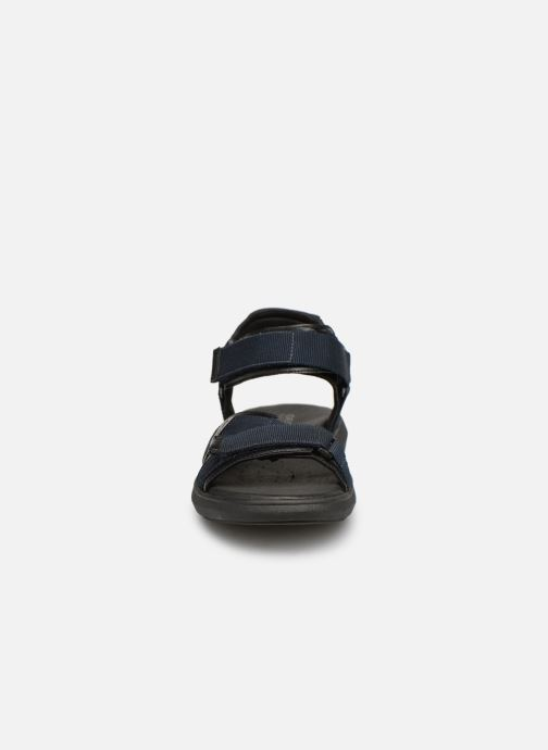 Sandaler Geox U GOINWAY B U926VB Sort se skoene på