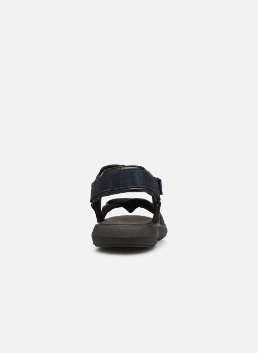 Sandales et nu-pieds Geox U GOINWAY B U926VB Noir vue droite