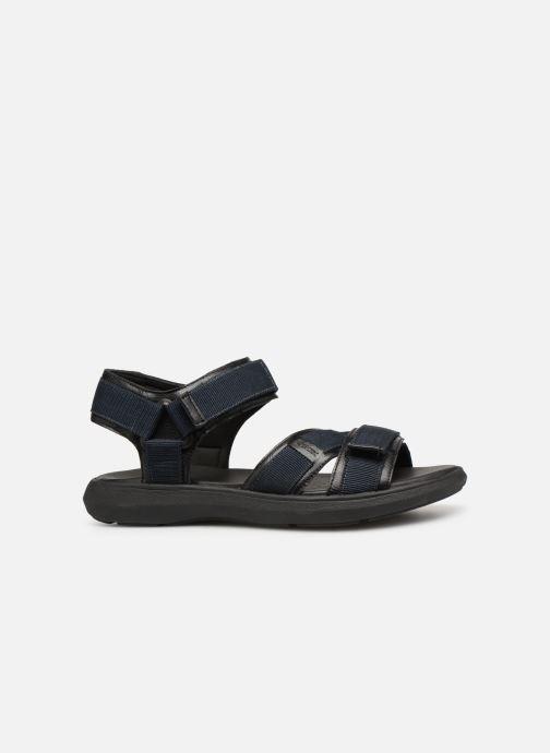 Sandales et nu-pieds Geox U GOINWAY B U926VB Noir vue derrière