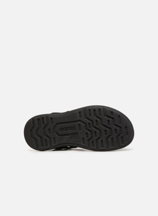 Sandales et nu-pieds Geox U GOINWAY B U926VB Noir vue haut