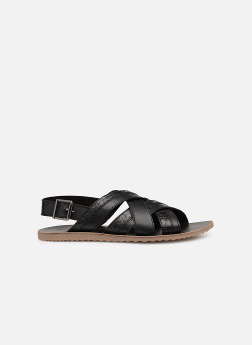 Sandales et nu-pieds Geox U ARTIE B U92V1B Noir vue derrière