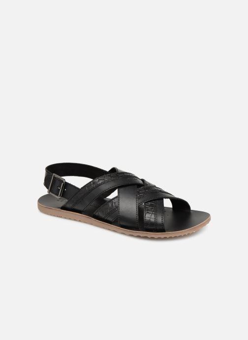 Sandales et nu-pieds Geox U ARTIE B U92V1B Noir vue détail/paire