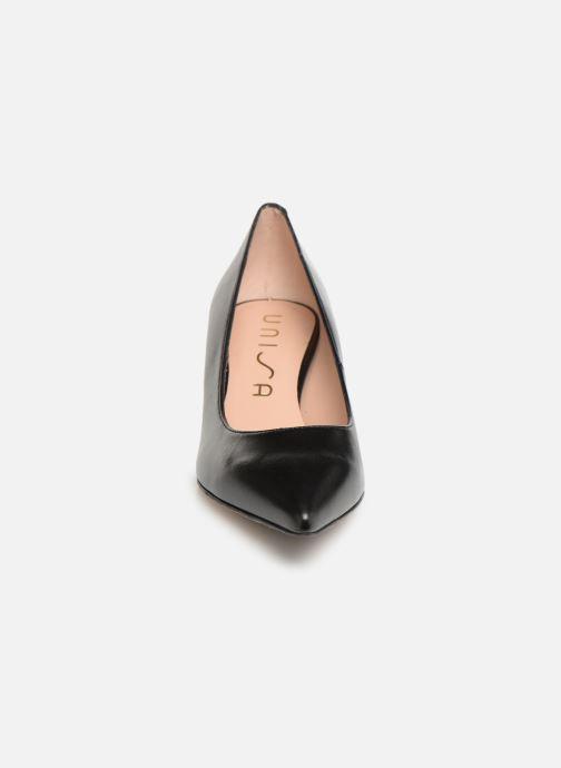 Escarpins Unisa INDIRA Noir vue portées chaussures