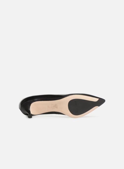 Zapatos de tacón Unisa INDIRA Negro vista de arriba
