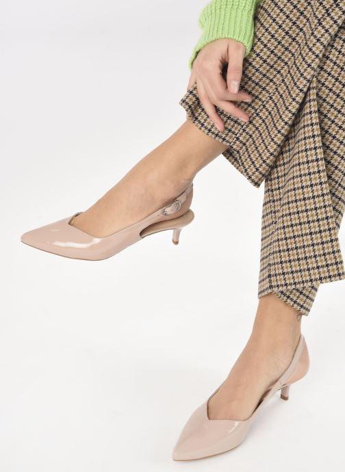 Zapatos de tacón Unisa JOPELIN Beige vista de abajo