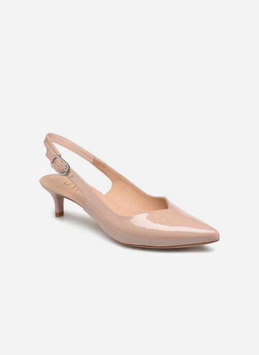 Zapatos de tacón Unisa JOPELIN Beige vista de detalle / par