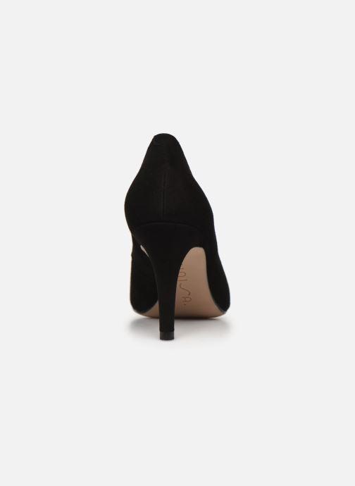 Zapatos de tacón Unisa TORNOS Negro vista lateral derecha