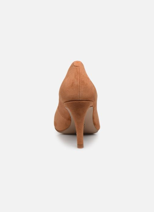 Zapatos de tacón Unisa TORNOS Marrón vista lateral derecha