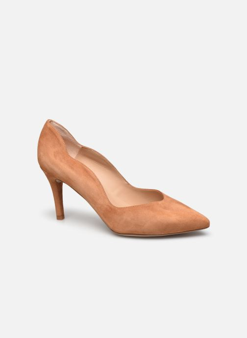Zapatos de tacón Unisa TORNOS Marrón vista de detalle / par