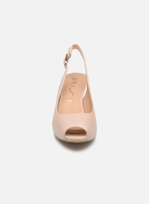 High heels Unisa NICKA CLASSIC Pink model view