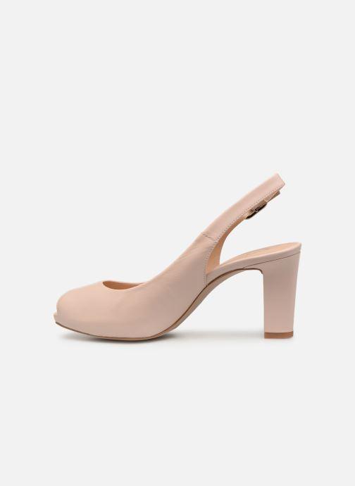 High heels Unisa NICKA CLASSIC Pink front view