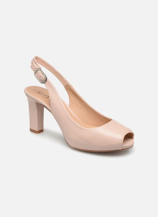 High heels Unisa NICKA CLASSIC Pink detailed view/ Pair view
