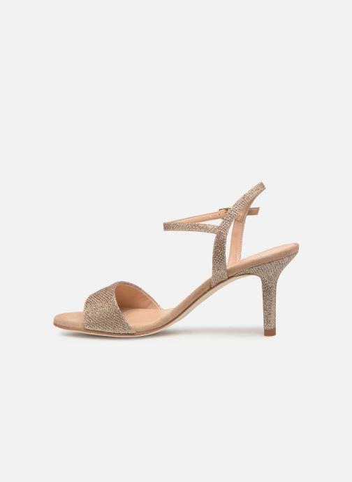 Sandales et nu-pieds Unisa OREA Beige vue face
