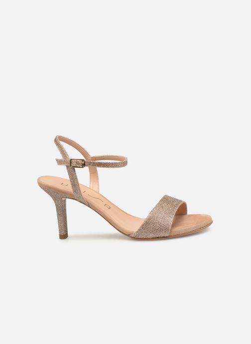 Sandales et nu-pieds Unisa OREA Beige vue derrière