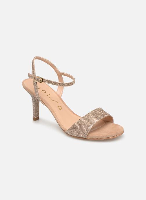 Sandales et nu-pieds Unisa OREA Beige vue détail/paire