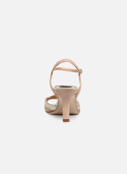 Sandales et nu-pieds Unisa OGROVE Beige vue droite