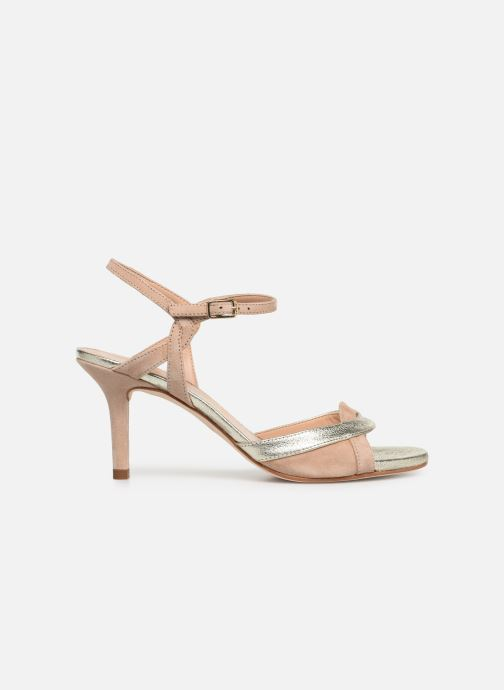 Sandales et nu-pieds Unisa OGROVE Beige vue derrière