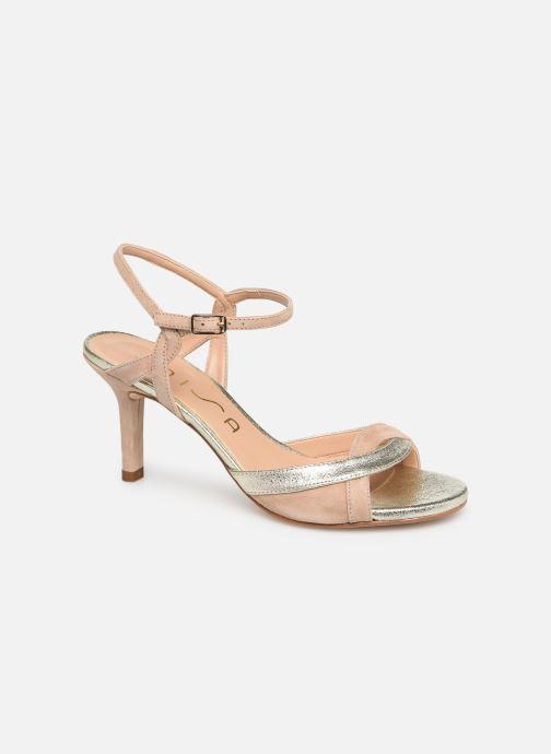 Sandales et nu-pieds Unisa OGROVE Beige vue détail/paire